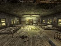 Nellis childrens barracks interior