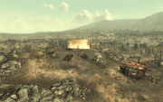 Fo3 Silver Lining DriveIn