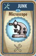 FoS Microscope Card