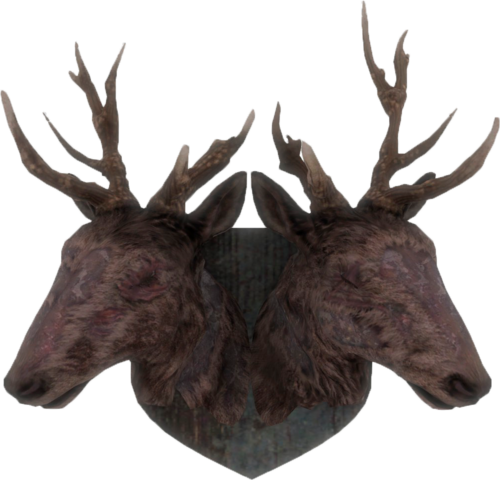 File:FO4-Mounted-Radstag-Heads.png