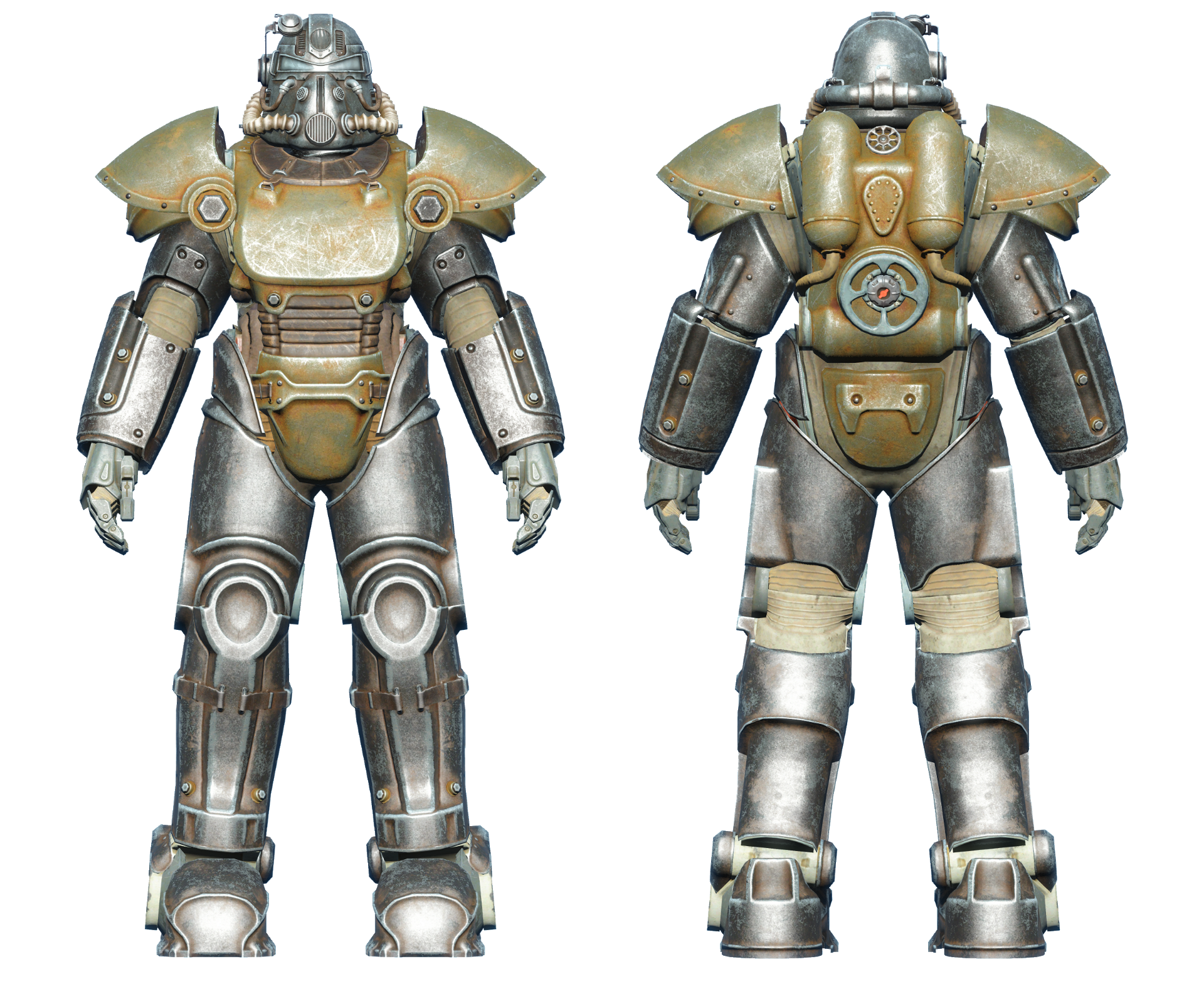 how to draw fallout 3 power armor
