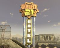 Fallout New Vegas New Vegas (10)