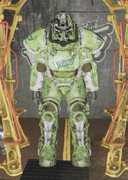 FO4 Vim refresh T-51 paint