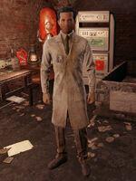 Fo4 lab coat male