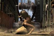 FoT Tank Robot Attacking