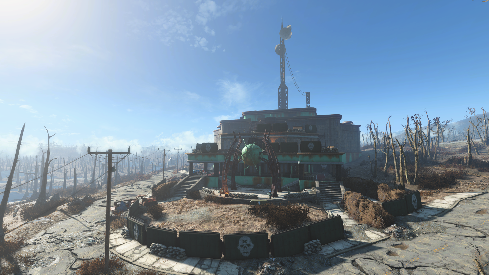 Gunners Plaza Fallout Wiki Fandom Powered By Wikia