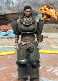 Robot armor3
