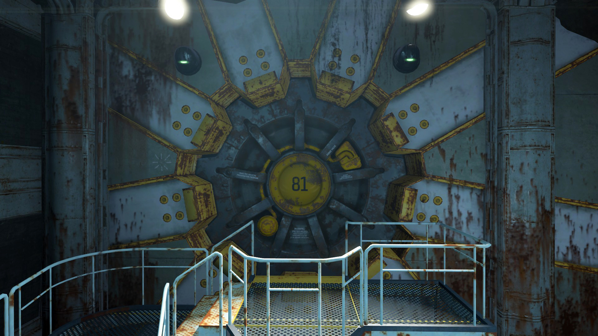Vault 81 Fallout Wiki Fandom Powered By Wikia