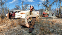 FO4 Doc Weathers pose