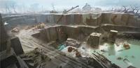 Fo4 quarry concept art