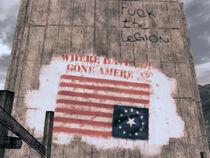 HD Tower 1 mural
