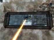 Turret bunker