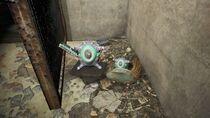 Fens Street Toy Alien