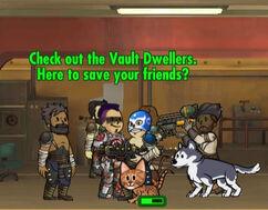 FoS Kidnapping at Vault 778