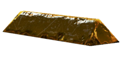 Fo4 gold bar