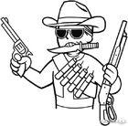 FNV perk Cowboy