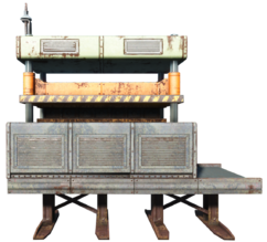 FO4CW Energy Weapon Forge