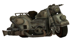 FNV Motorcycle