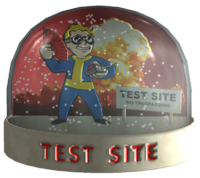SnowglobeTestSite