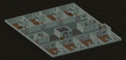 Fo2 Vault 13 Living Quarters.png