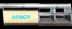 FO4 Armor Emporium Counter