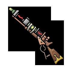 FoS laser musket