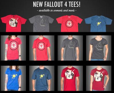 Fallout4tees