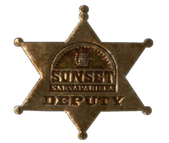 File:Sunset Sarsaparilla deputy badge.png