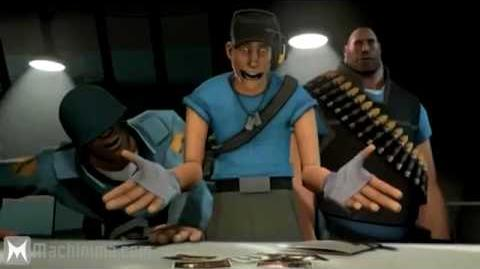 Team Fortress 2 Meet the Spy Trailer