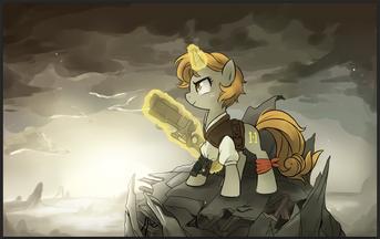 Grace and Equestria Ref