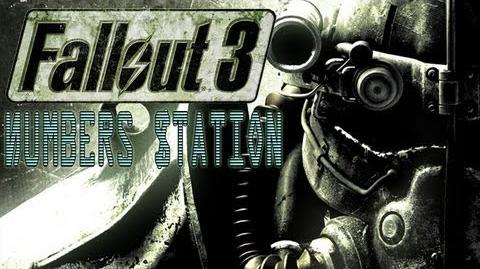 """Fallout 3 Numbers Station"""