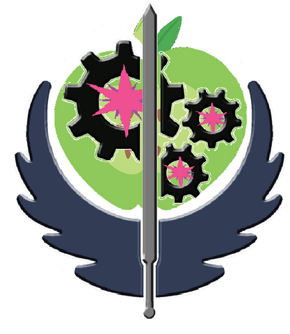 File:Steel ranger emblem by quick study-d4goseh.png
