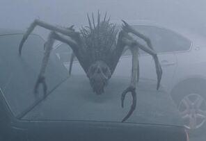 Mist Spider