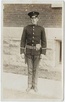 Ciuadela Police Officer
