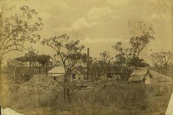 Tierras Lejanas Campamento Minero