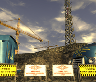 Vault 42 Construction