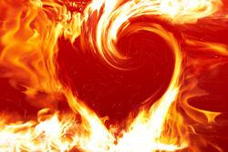 Burning Hearts Merc