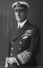Admiral S. Clair