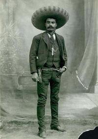 Mexican cattleman