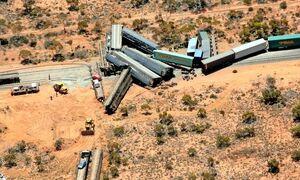 Bella Train Wreckage