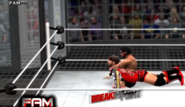 BH puts Dude in a Crossface
