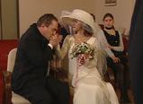 Het huwelijk van Monique Stevens en Didier De Kunst
