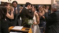 Huwelijk heidi rene