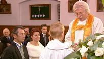 Het huwelijk van Monique Stevens en Guy Maeterlinck