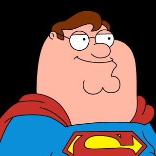 Image - Facespace portrait petergriffin superman.png ...
