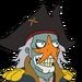Facespace DavyJones Pirates