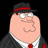 Image - Facespace portrait petergriffin mobster.png ...