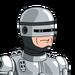 Facespace portrait robocop v2