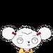 Facespace portrait stewie poodle