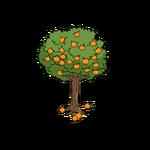 Decoration-orangetree